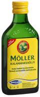 Kuva tuotteesta Möller Kalanmaksaöljy, 250 ml