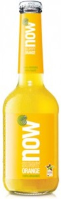 Drink Now Luomu Sunny Orange limonadi