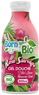 Kuva tuotteesta Born to Bio Suihkugeeli Villiruusu