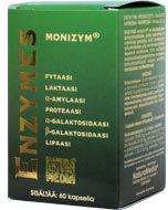Kuva tuotteesta Natura Media Monizym Enzymes