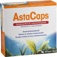 Kuva tuotteesta AstaCaps antioksidanttivalmiste