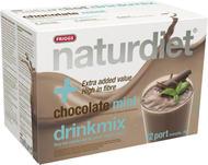 Kuva tuotteesta Naturdiet Drinkmix+ Suklaa-minttu