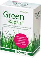 Kuva tuotteesta Biomed Green-kapseli
