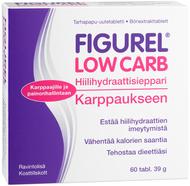 Kuva tuotteesta Figurel Low Carb hiilihydraattisieppari
