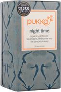 Kuva tuotteesta Pukka Luomu Night Time Tee