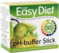 Kuva tuotteesta ACKD Easy Diet pH-buffer Stick emäsjauhe - päärynä