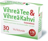 Kuva tuotteesta Vihreä Tee & Vihreä Kahvi
