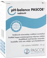Kuva tuotteesta Pascoe pH-balance tabletit