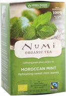 Kuva tuotteesta Numi Moroccan Mint Luomu tee