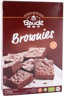 Kuva tuotteesta Bauck Luomu Brownies suklaapala-aines