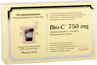 Kuva tuotteesta Bio-C 750 mg
