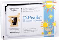 Kuva tuotteesta D-Pearls 20 mikrog