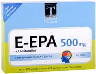 Kuva tuotteesta Tri Tolosen E-EPA 500 mg, 60 kaps