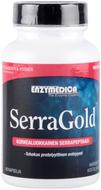 Kuva tuotteesta Enzymedica Serra Gold, 60 kaps