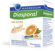 Kuva tuotteesta Magnesium Diasporal Direkt-rakeet 400 mg