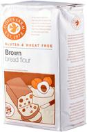 Kuva tuotteesta Doves Farm Gluteeniton Tumma jauhoseos