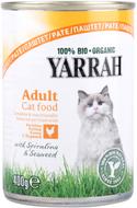 Kuva tuotteesta Yarrah Luomu Kanapatee kissalle