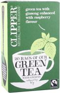 Kuva tuotteesta Clipper Vihreä Ginseng tee