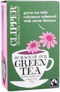 Kuva tuotteesta Clipper Vihreä Echinacea tee