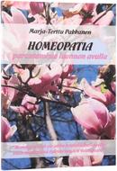 Kuva tuotteesta Marja-Terttu Pakkanen: Homeopatia - Parantamista luonnon avulla