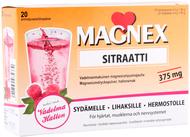 Kuva tuotteesta Magnex Sitraattijauhe