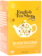 Kuva tuotteesta English Tea Shop Luomu Black Chai tee