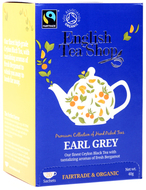 Kuva tuotteesta English Tea Shop Luomu Earl Grey tee