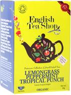 Kuva tuotteesta English Tea Shop Luomu Sitruunaruoho-piparminttutee