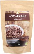 Kuva tuotteesta Voimaruoka Luomu Raakakaakaonibsit