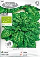Kuva tuotteesta Nelson Garden Luomu Pinaatti