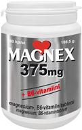 Kuva tuotteesta Magnex 375 mg + B6-vitamiini