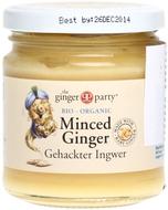 Kuva tuotteesta The Ginger People Luomu Hakattu inkivääri