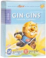 Kuva tuotteesta The Ginger People Gin-Gins Inkiväärikaramelli Super