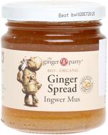 Kuva tuotteesta The Ginger People Luomu Inkiväärimarmeladi