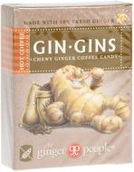 Kuva tuotteesta The Ginger People Gin-Gins Inkiväärikaramelli Hot Coffee
