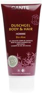 Kuva tuotteesta Sante Homme Aloe Suihkugeeli & Shampoo
