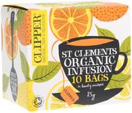 Kuva tuotteesta Clipper Luomu Appelsiini & Sitruuna tee
