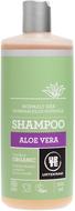Kuva tuotteesta Urtekram Aloe Vera Shampoo Normaaleille hiuksille, 500 ml