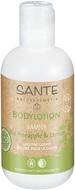 Kuva tuotteesta Sante Family Vartalovoide Ananas-Sitruuna, 200 ml