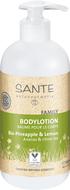 Kuva tuotteesta Sante Family Vartalovoide Ananas-Sitruuna, 500 ml