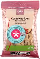 Kuva tuotteesta Urtekram Luomu Cashewpähkinä, 80 g