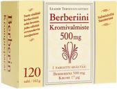 Kuva tuotteesta Leader Vahva Berberin + Kromi, 120 tabl