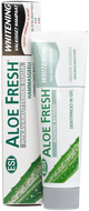 Kuva tuotteesta ESI Aloe Fresh Valkaiseva Aloe Vera hammastahna