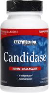 Kuva tuotteesta Enzymedica Candidase