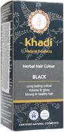 Kuva tuotteesta Khadi Kasvihiusväri Black