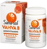 Kuva tuotteesta Sana-sol Vahva B-vitamiini