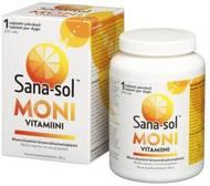 Kuva tuotteesta Sana-sol Monivitamiini