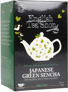 Kuva tuotteesta English Tea Shop Luomu Japanilainen Vihreä Sencha