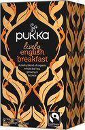 Kuva tuotteesta Pukka Luomu Lively English Breakfast tee