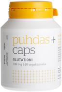 Kuva tuotteesta Puhdas+ Caps Glutationi, 60 kaps